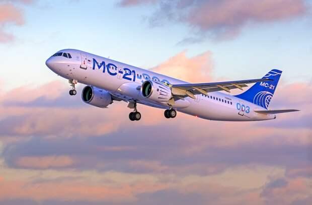 Мантуров назвал сроки первых поставок МС-21 авиакомпаниям