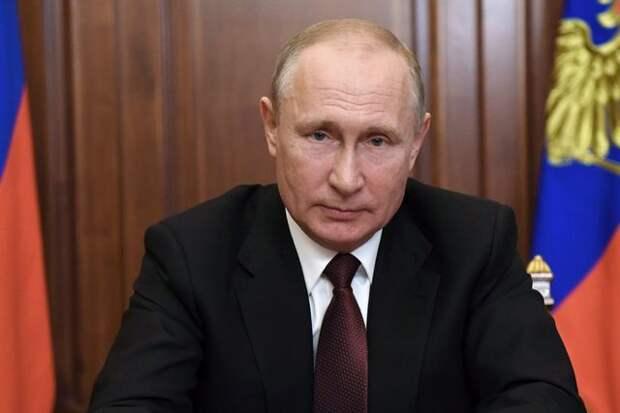 Обращение Путина и некоторые моменты из его интервью