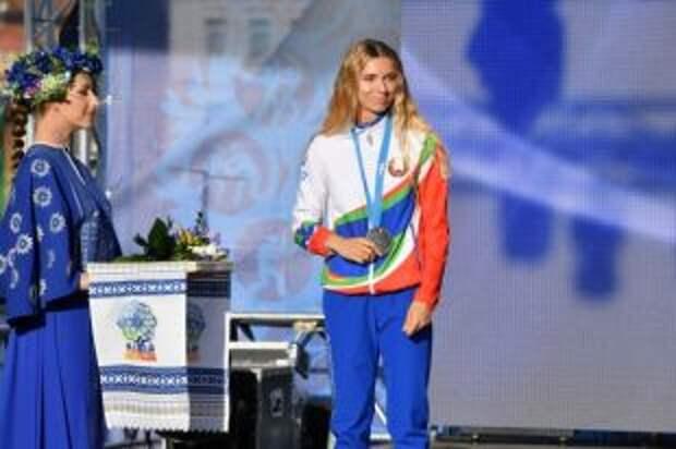 Тимановская заявила, что надеется продолжить спортивную карьеру