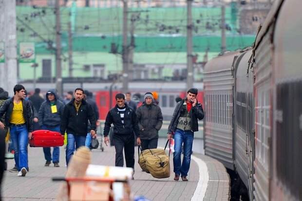 Россия не откажется от мигрантов, несмотря на рост безработицы