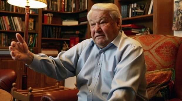 Американцы намерены превратить Россию в страну времен Ельцина