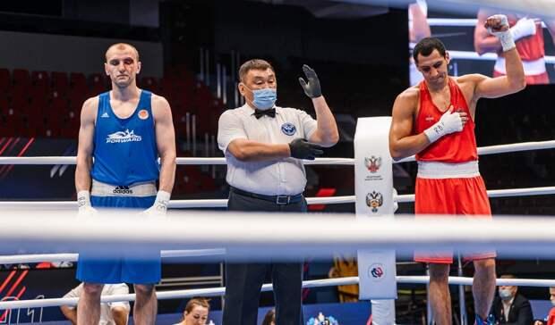 Оренбуржцы стали бронзовыми призерами Кубка России по боксу