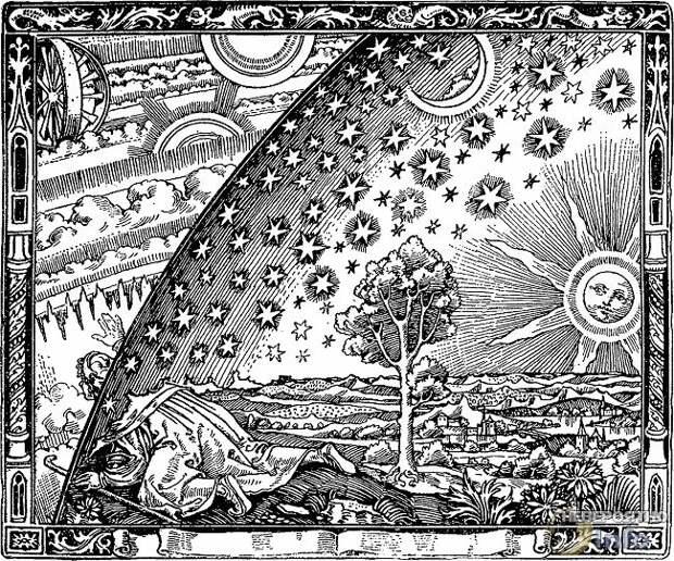Ранняя Земля могла быть плоской