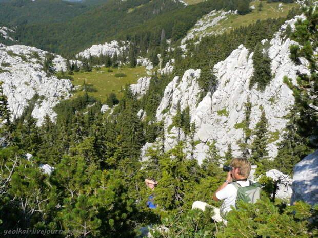 Словения-Хорватия без городов. Заповедник Северный Велебит: только горы, небо, воздух и вода…