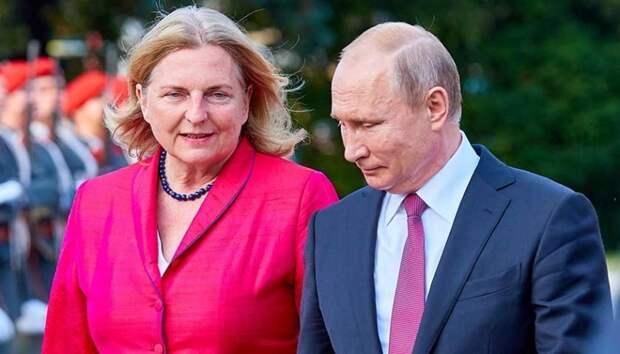 Почему Австрия не признаёт вину России в деле Скрипалей