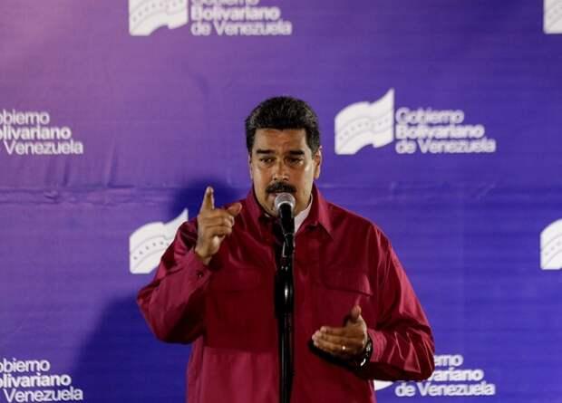 США отказались признать решение Мадуро о разрыве дипотношений