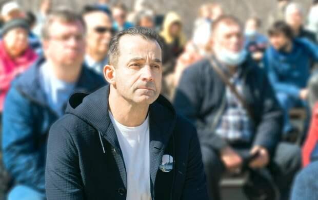 Дмитрий Певцов предложил выплачивать россиянам базовый доход