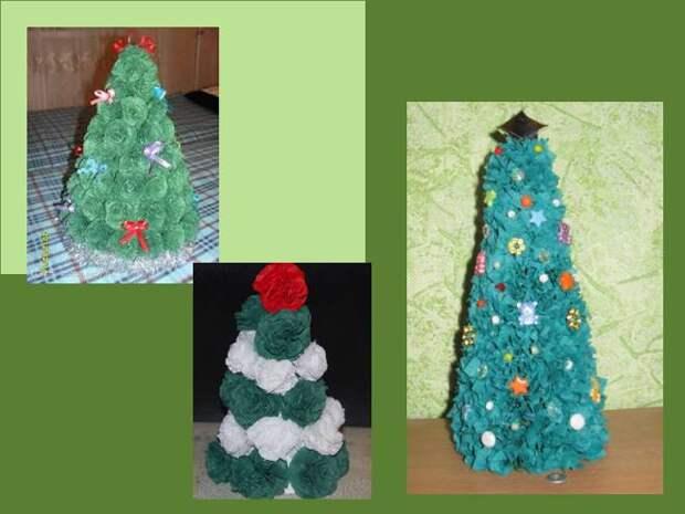 Поделки из салфеток: оригинальные варианты на любой праздник (68 фото)