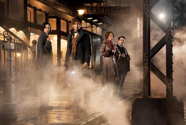 Новый фильм о вселенной Гарри Поттера готов побить рекорд саги по кассовым сборам