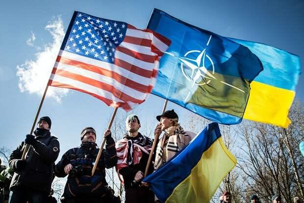 НАТО прийде, порядок наведе!
