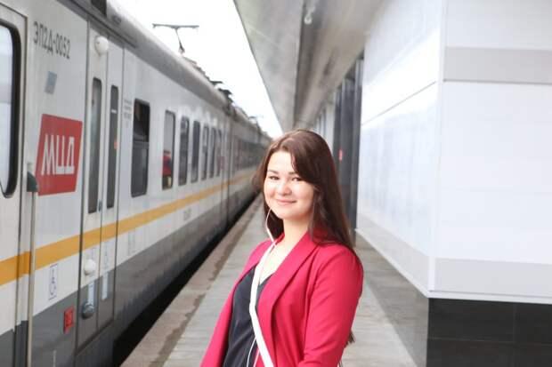 Электропоезда от «Трикотажной» отправятся по изменённому графику 5 и 6 июня