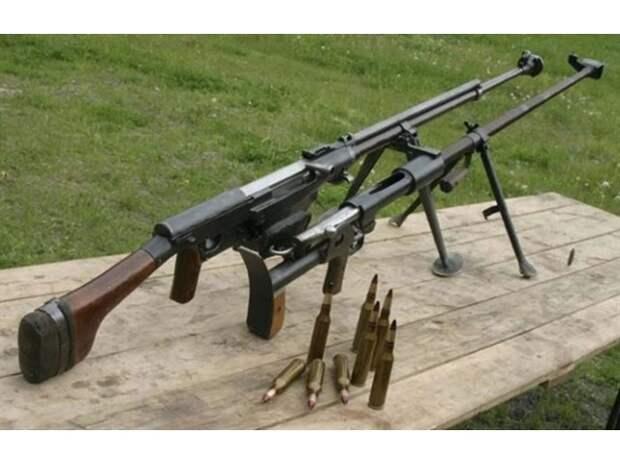 Как противотанковое ружье Дегтярева помогало бить немецких захватчиков