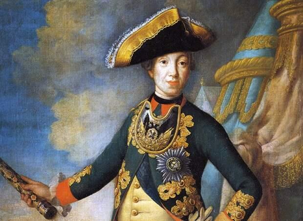 Петр III: зачем будущий русский император шпионил против России