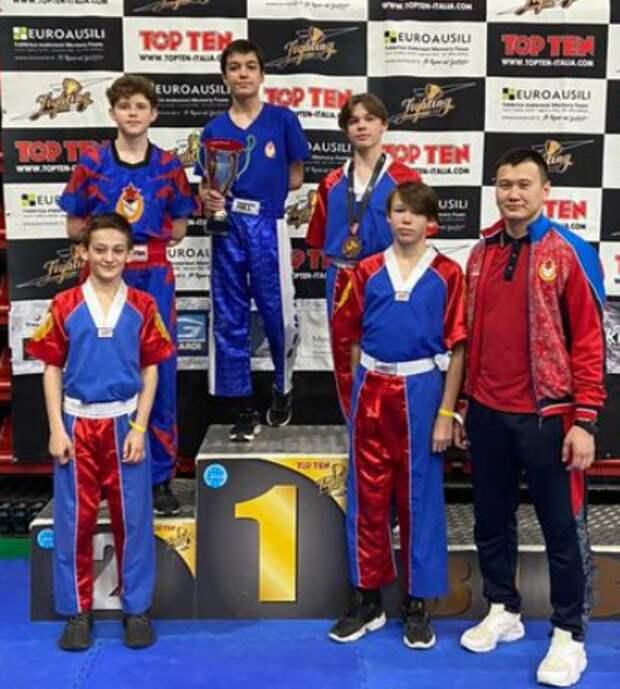 Восьмиклассник из Хорошевки стал победителем Международного турнира по кикбоксингу