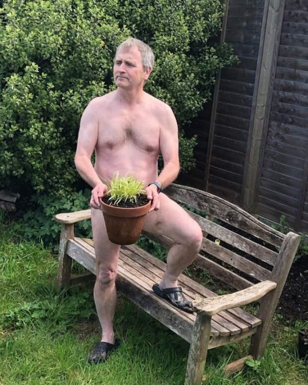 Всемирный день голого садовода