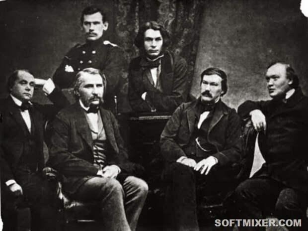 Причуды графа Льва Толстого