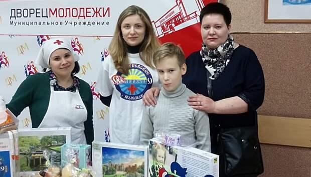 Волонтеры Подольска собрали 8 тыс руб в помощь тяжелобольному ребенку