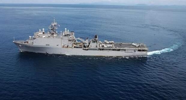 СМИ: США отменили поход эсминцев вЧерное море, чтобы нераздражать Россию
