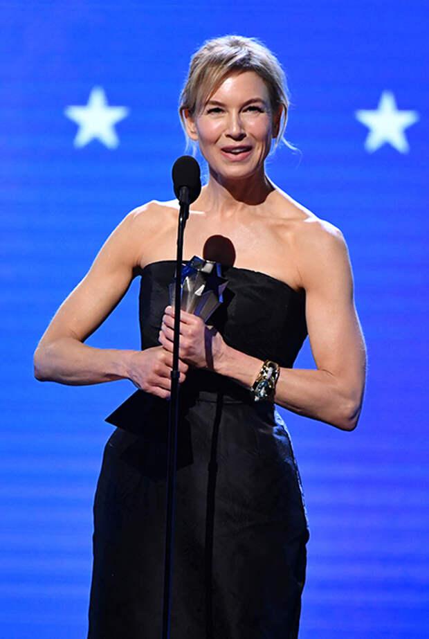 Critics' Choice Awards 2020: Хоакин Феникс, Рене Зеллвегер и другие победители кинопремии