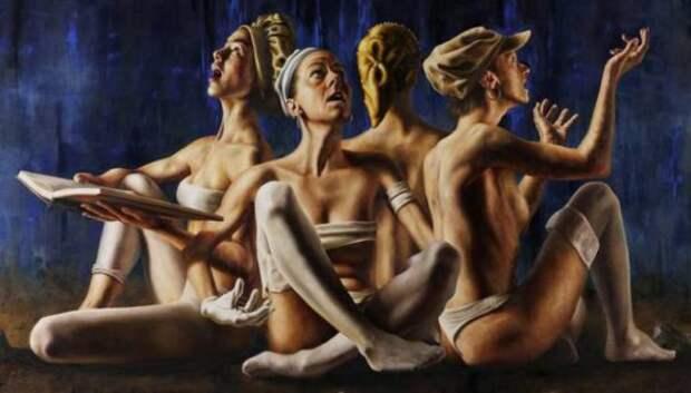 Художник Антон Франц Хугер: прожженый реалист европейской живописи