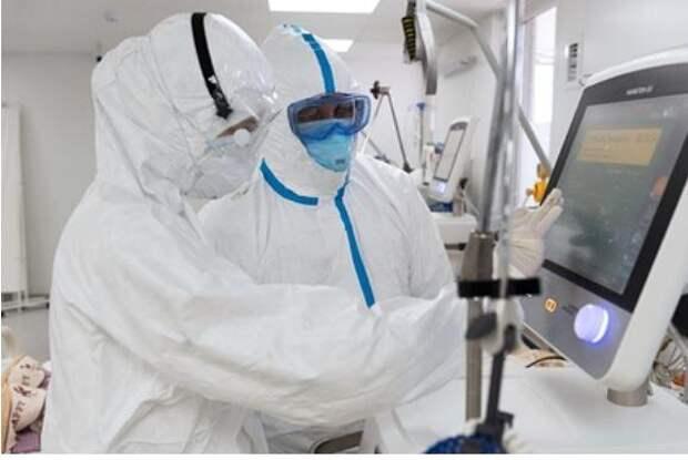 Россиянам предрекли новый пик заболеваемости COVID-19