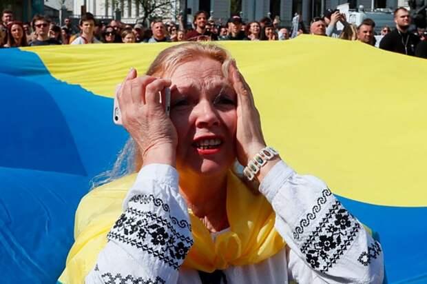 Юлия Витязева. Кто слил Украину?