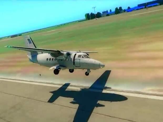 Среди девяти жертв катастрофы L-410 с парашютистами в Кемеровской области оба пилота