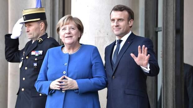 Лидеры Украины, Франции и Германии призвали Россию вывести войска из Крыма