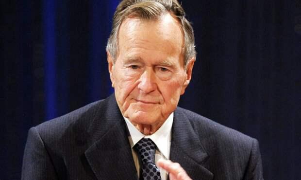 После выходки Джо Байдена невольно вспоминается интервью уходящего Буша... Поразительно!