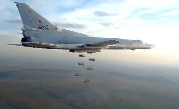 Прилет в Беларусь восьми дальних бомбардировщиков ВКС стал ответом на провокации США