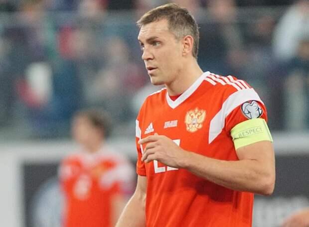 Дзюба не будет вызван в сборную России на сентябрьские матчи отборочного цикла