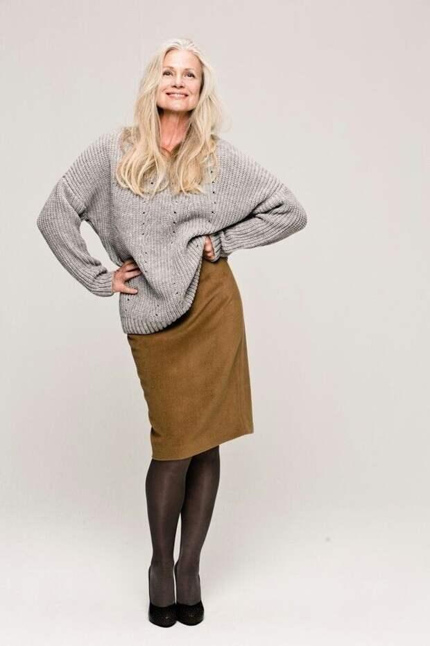 Осенний гардероб минималиста для женщин 50+ — Икона стиля
