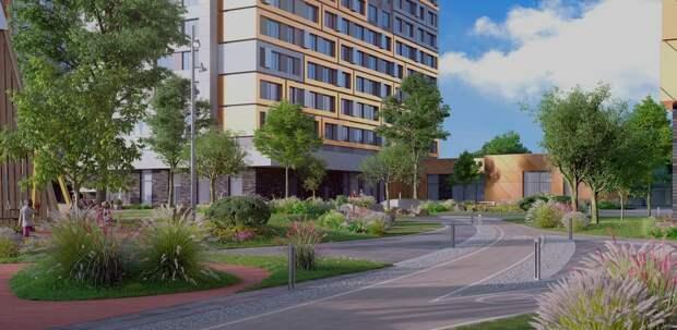 В ЖК «Преображение» появится еще один корпус на334 квартиры