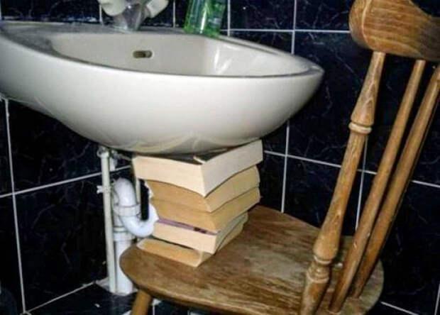 Novate.ru уверяет, книга - отличный подарок и полезная в хозяйстве вещь.