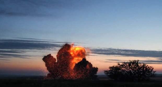 Грандиозный взрыв прогремел в Крыму: уничтожены 37 бомб