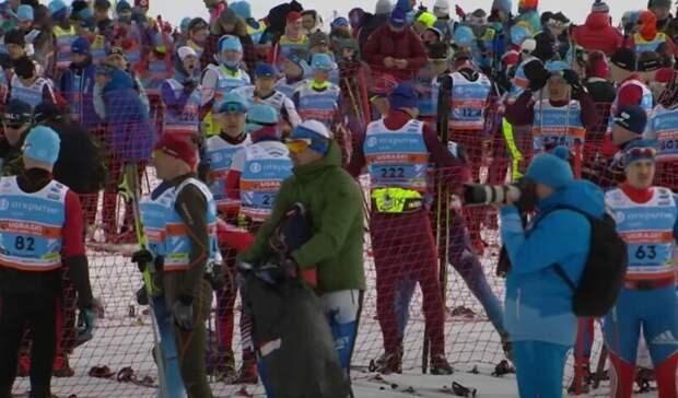 """Банк """"Открытие"""": началась регистрация на Югорский лыжный марафон"""