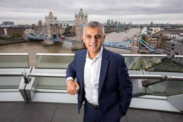 Садик Хан признан самым влиятельным лондонцем