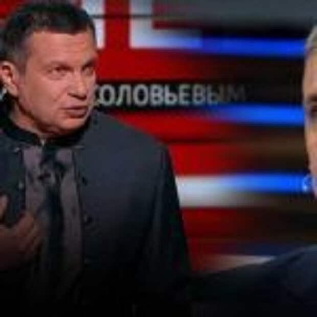 «Куда пропал Сатановский?»: Сатановский с негодованием пояснил, почему он ушёл из эфиров на ТВ