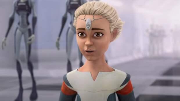 Пользователи Disney+ высоко оценили новый мультсериал по «Звездным войнам»