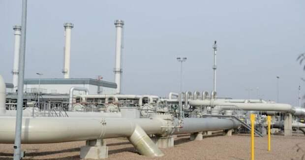 Почему в Германии опустели газохранилища