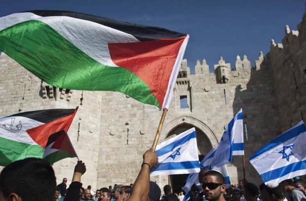 Россия предложила возобновить переговоры между Израилем и Палестиной
