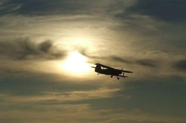 Самолет Ан-2 совершил жесткую посадку в Тюменской области
