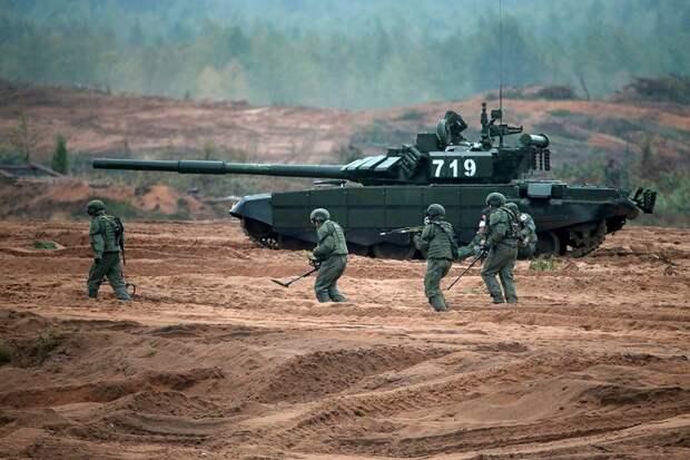 Памятник российскому танку Т-90С показали во Вьетнаме