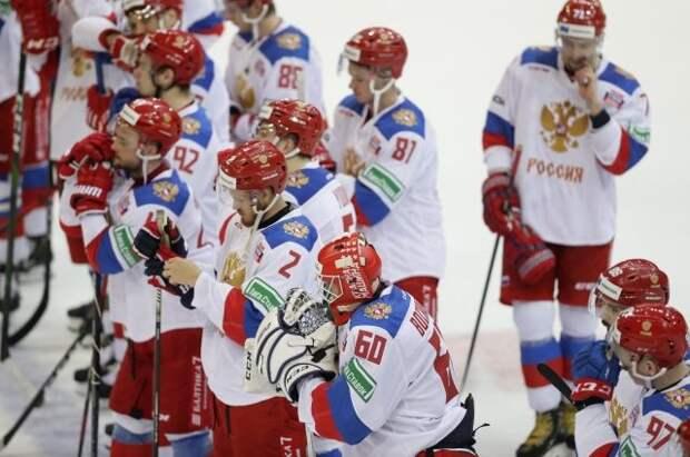 Сборная России по хоккею прибыла в Ригу на чемпионат мира
