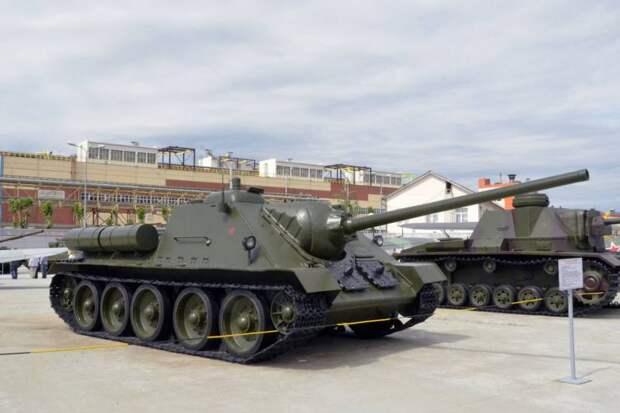 «Нарушения технологии производства»: современные исследования музейной танковой брони