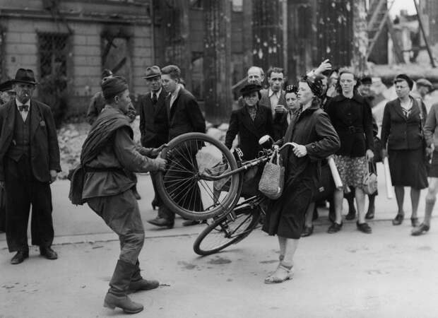 75-летию Победы! «Советский солдат не злопамятен»
