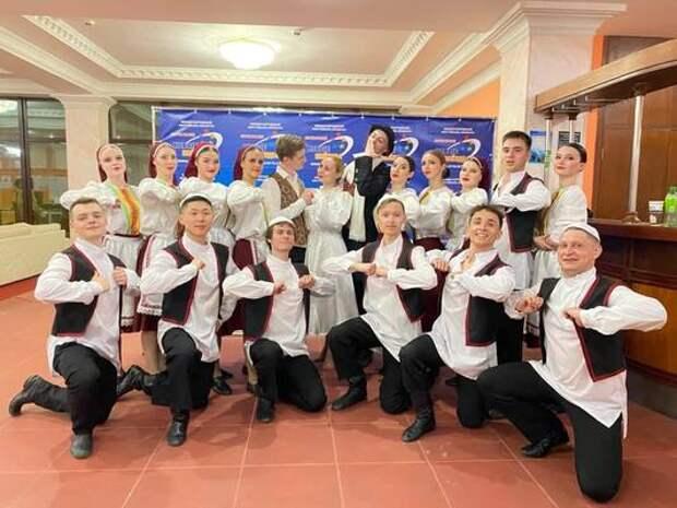 Танцы саратовских студентов сразили жюри международного фестиваля в Сочи