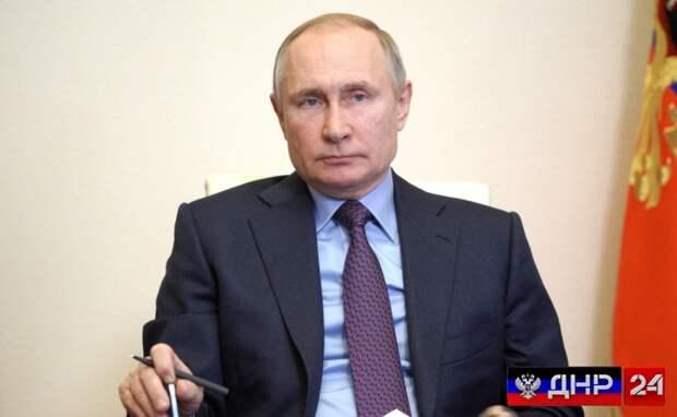 Путин отреагировал на предложение Зеленского встретиться в Донбассе