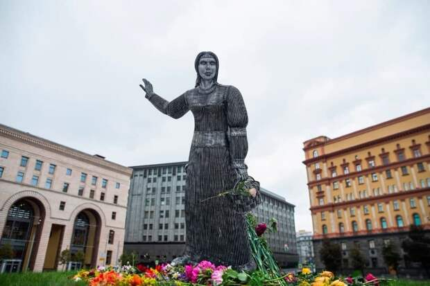 В Москве пройдет голосование о памятнике Дзержинскому на Лубянке