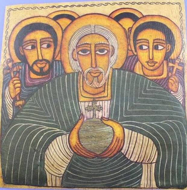 Эфиопские иконы (55)